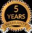 Liebherr 5 year warranty