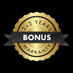 Liebherr 2+2-YEARS Warranty