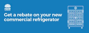Ice Storage NSW Government Rebate Units and Commercial Fridge & Freezer Sales Australia