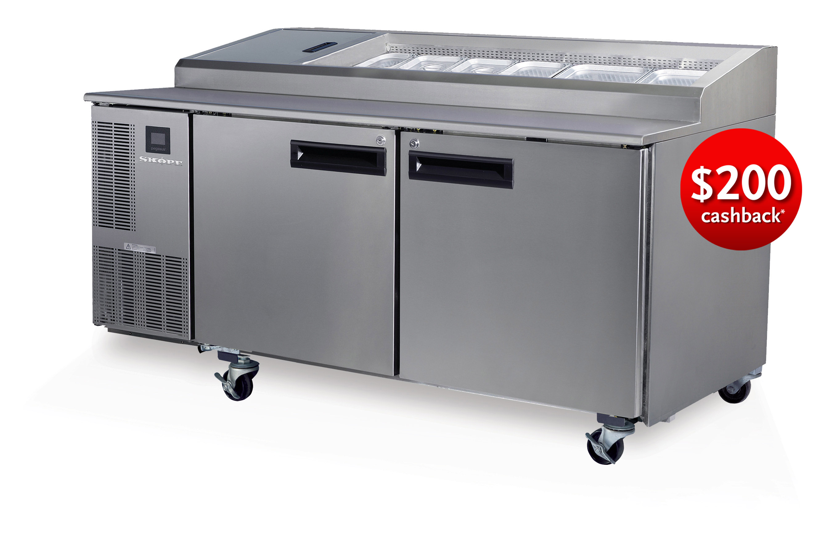 SKOPE Pegasus Fridges and Freezers
