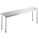 Stainless Steel Bench Overshelf