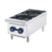COOKRITE ATHP-12-2-NG 2 Burner Cook Tops