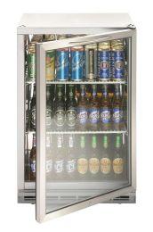Williams  Bottle Cooler BC1SS-80 1 Door  Fridge General Counters & Back Bars, Commercial Fridge and Freezer Sales Australia