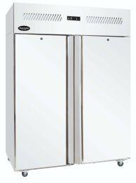 Austune CF120-2 2 Door Upright Freezer