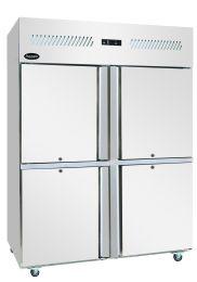 Austune CF120-4 4 Half Door Uprgiht Freezer