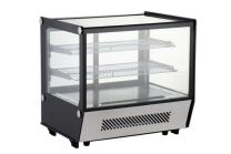 Exquisite CTC120S Curved Cold Countertop Cake Display