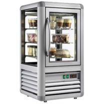 Bromic CTF0100G4S Countertop Freezer 100L 4 Sides Glass