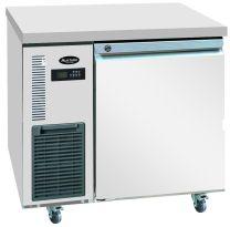 Austune CUR90-1 1 Door Counter Chiller 900