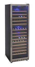 Euro Appliances E430WSCS1 Dual Zone Wine Cooler