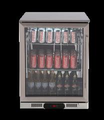 Euro Appliances EA60WFSX2L 1 Glass Door Beverage Cooler