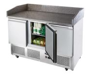 ATOSA ESL3852 3 Door Pizza Table Without Top VRX