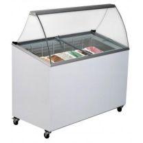 Bromic GD0007S Ice Cream Display 7 tubs