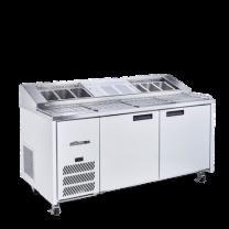 Williams Jade PC HJ2PCBA 2 Door Fridge,Commercial Fridge and Freezer Sales Australia