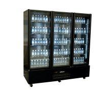 Williams Quartz Star HQS3GDCB 3 Door Fridge, Commerical Fridge and Freezer Sales Australia