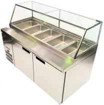 Williams Banksia HSP5UBA  2 Door, Commercial Fridge and Freezer Sales Australia