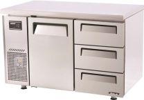 Austune Turbo Air KUF12-3D-3 Drawer freezer
