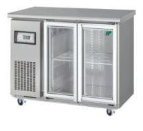 Artisan M2212 Commercial under bench glass door fridge