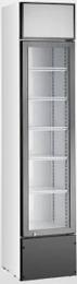 Austune ASF-160 1 Door Upright Display Freezer 160L