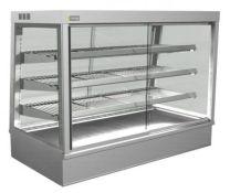 COSSIGA Dimension Square Profile Ambient Food Display SD4AB12