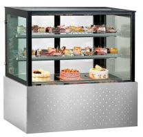 F.E.D SG120FA-2XB Belleview Chilled Food Display