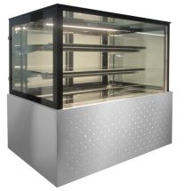 F.E.D SG120FE-2XB Belleview Heated Food Display
