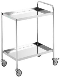 Simply Stainless SS14- Two Tier Trolley