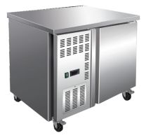 F.E.D TL900TN 700 Series Refrigerated Stainless Steel Workbench