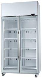 Skope TME1000-A 2 Door Glass Chiller