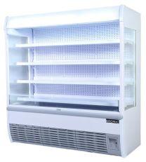 Bromic VISION1800 ECO Open Display Supermarket Fridge