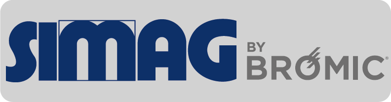 SIMAG by Bromic Logo